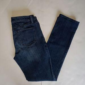 Talbots Flawless Five Pocket Straight Jean's Sz 8L